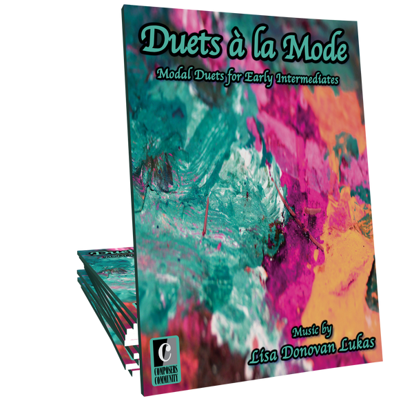 Duets a la Mode Songbook