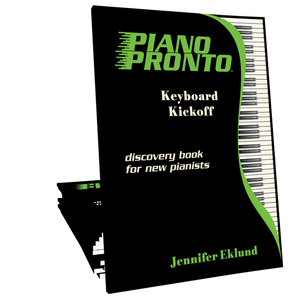 Piano Pronto®: Keyboard Kickoff