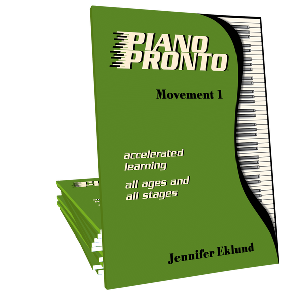 Piano Pronto®: Movement 1
