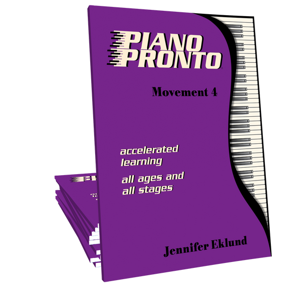 Piano Pronto®: Movement 4