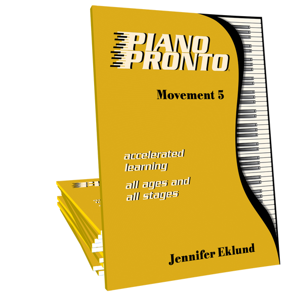 Piano Pronto®: Movement 5