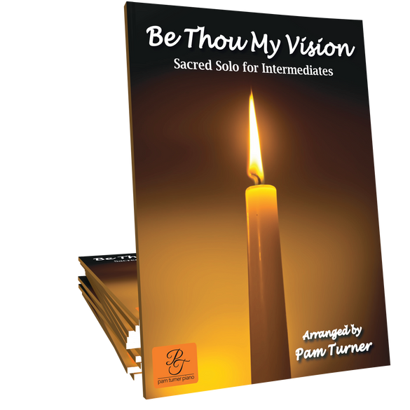 Be Thou My Vision by Pam Turner
