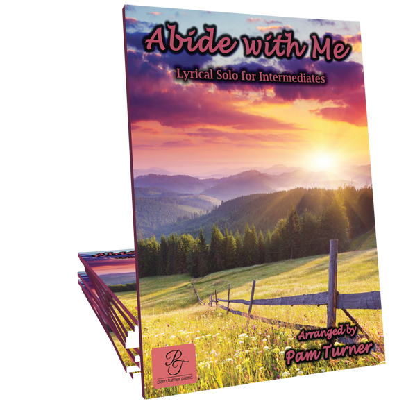 Abide with Me - Arranged by Pam Turner