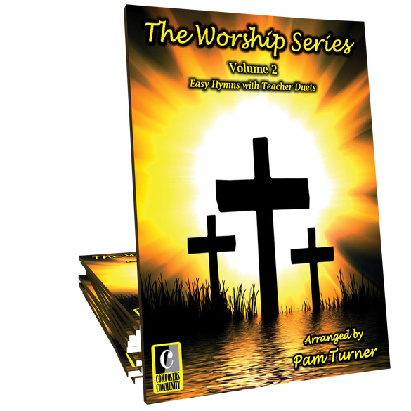 The Worship Series, Volume 2 - Arrangements by Pam Turner