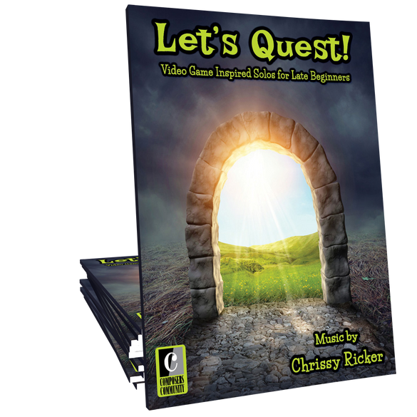 Let's Quest! Songbook