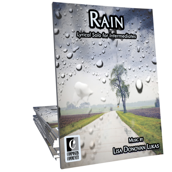 Rain by Lisa Donovan Lukas