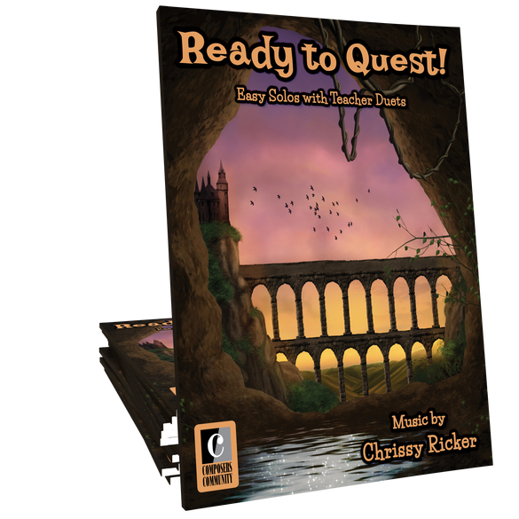 Ready to Quest! - Songbook by Chrissy Ricker