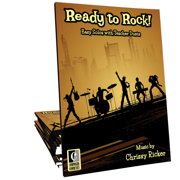 Ready to Rock! - Songbook by Chrissy Ricker