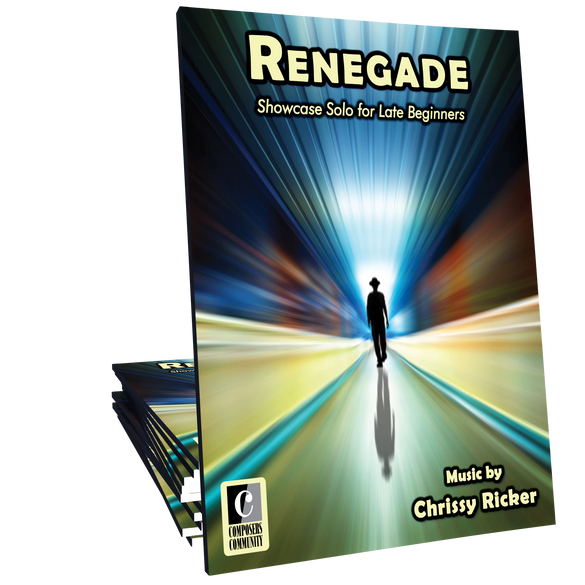 Renegade - Music by Chrissy Ricker