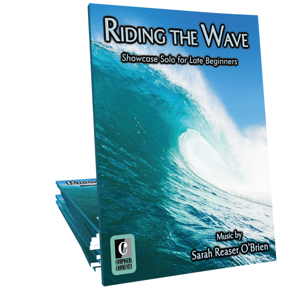 Riding the Wave - Music by Sarah Reaser O'Brien