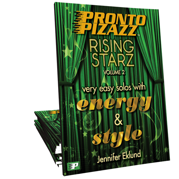 Pronto Pizazz Rising Starz: Volume 2