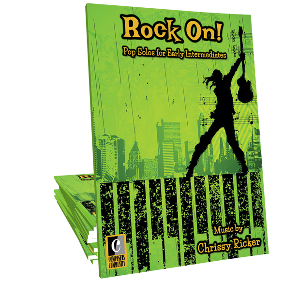 Rock On! - Songbook by Chrissy Ricker