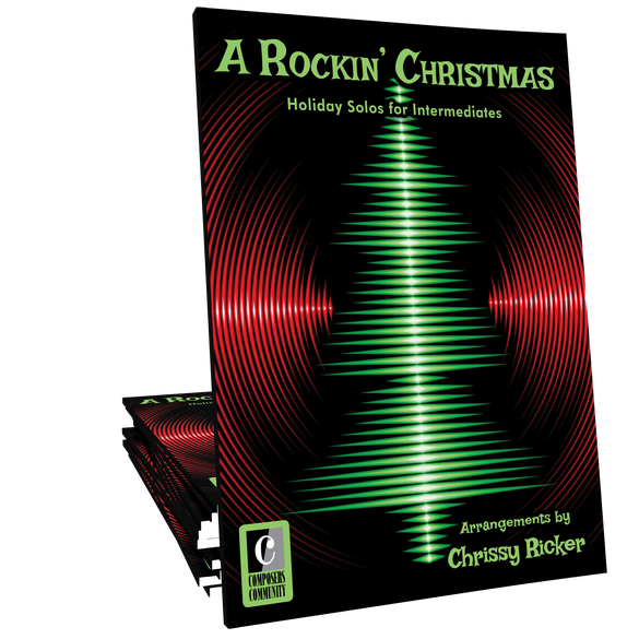 A Rockin' Christmas - Music by Chrissy Ricker