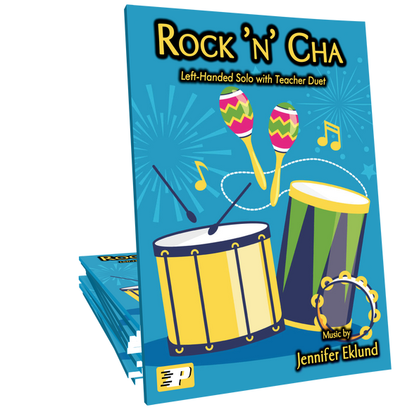 Rock 'n' Cha (Left-handed Solo with Duet)