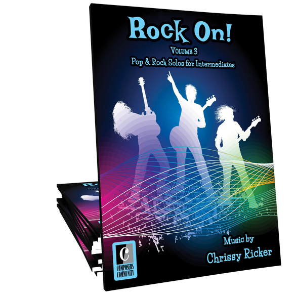 Rock On! Volume 3 - Music by Chrissy Ricker