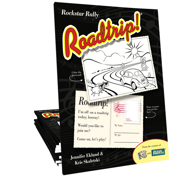 Roadtrip!® Rockstar Rally