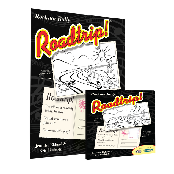 Roadtrip!® Rockstar Rally Student Essentials