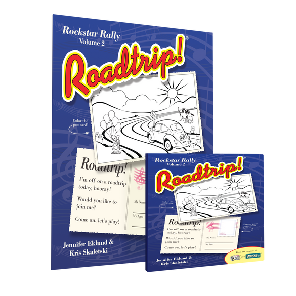 Roadtrip!® Rockstar Rally Volume 2 Student Essentials