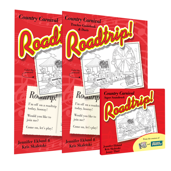 Roadtrip!™ Country Carnival Teacher Super Pack