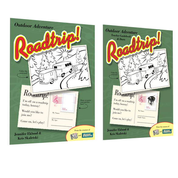 Roadtrip!™ Outdoor Adventure Teacher Essentials