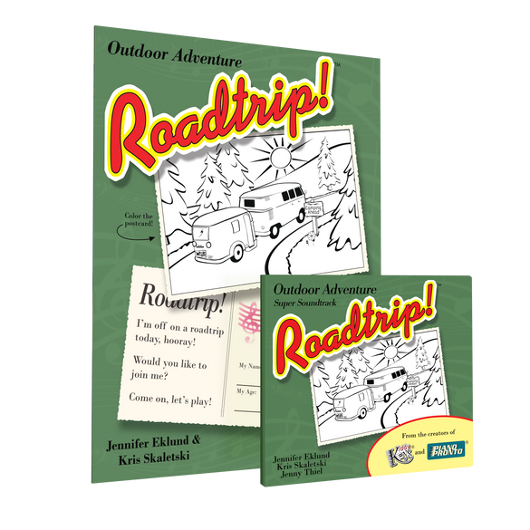Roadtrip!™ Outdoor Adventure Student Essentials