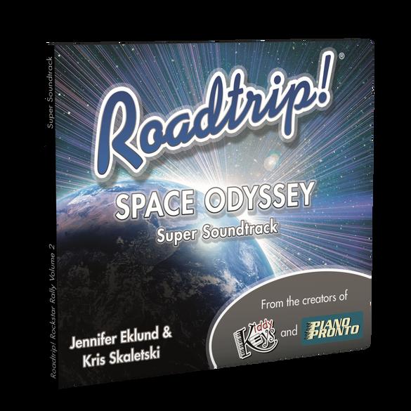 Roadtrip!® Space Odyssey: Super Soundtrack