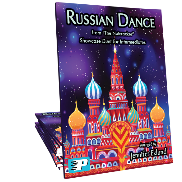Russian Dance (Intermediate Duet)