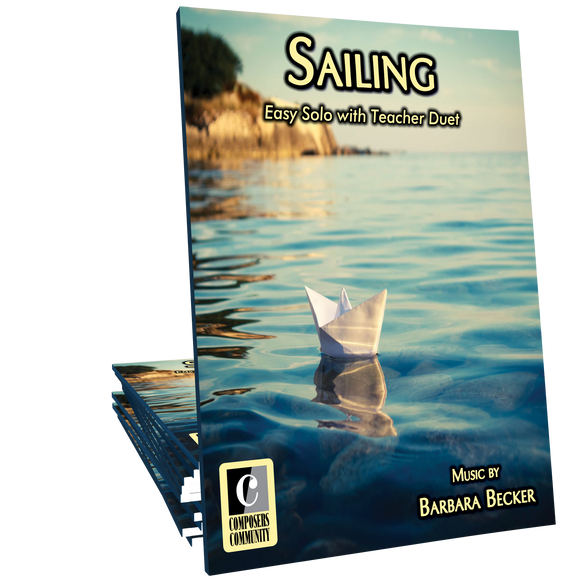 Sailing - Music by Barbara Becker