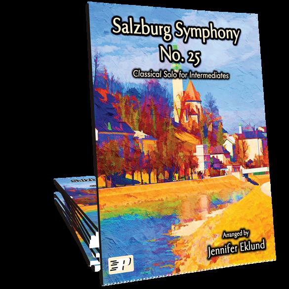 Salzburg Symphony No. 25