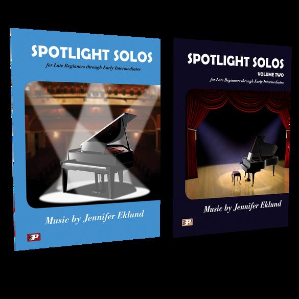 Spotlight Solos Combo Pack