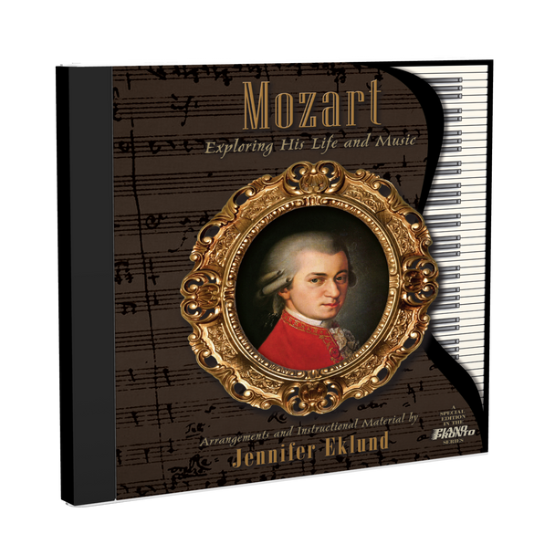 Recordings: Mozart, Exploring his Life & Music (Digital Single User: Mp3 Files)