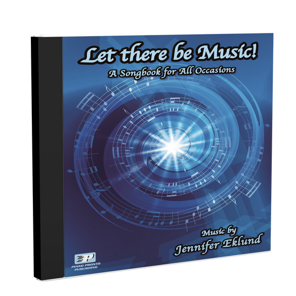 Recordings: Let There be Music! (Digital Single User: Mp3 Files)