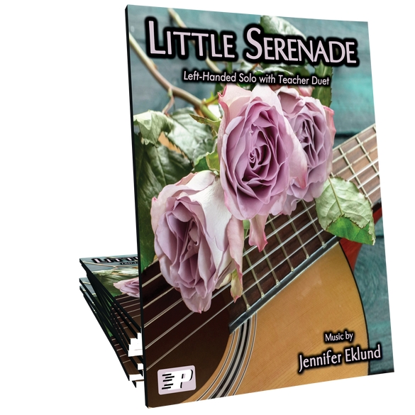 Little Serenade (Left-handed Solo with Duet)