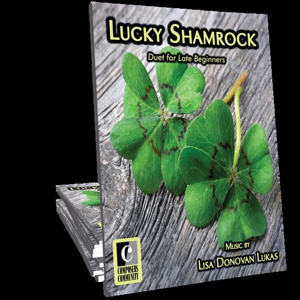 Lucky Shamrock - Duet by Lisa Donovan Lukas