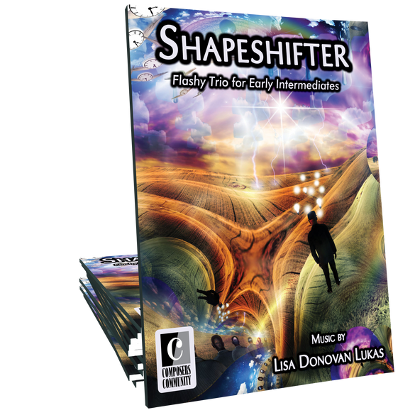 Shapeshifter - Trio by Lisa Donovan Lukas