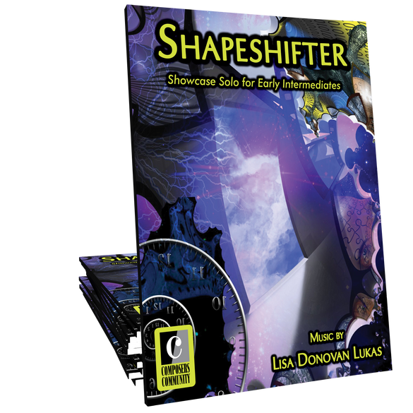Shapeshifter - Music by Lisa Donovan Lukas