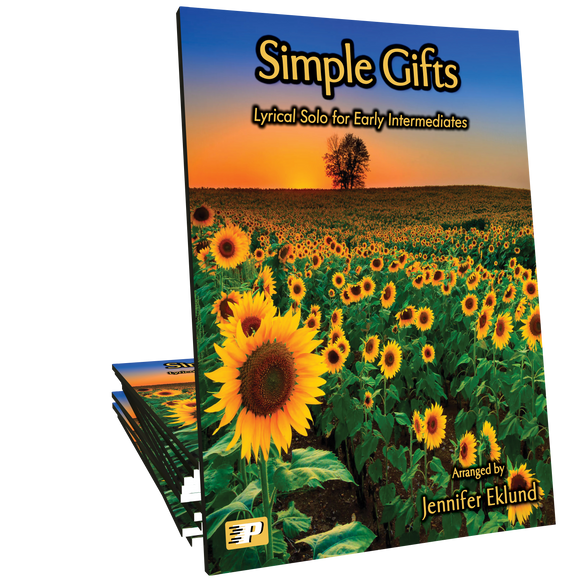 "Simple Gifts (from the ""Sacred Spotlight"" songbook)"