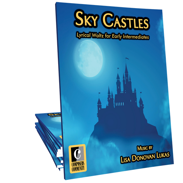 Sky Castles - Music by Lisa Donovan Lukas