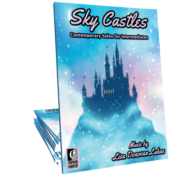 Sky Castles Songbook - Music by Lisa Donovan Lukas