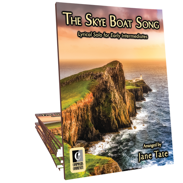 The Skye Boat Song - Arranged by Jane Tate