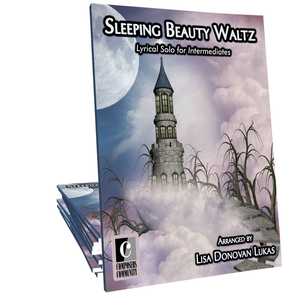 Sleeping Beauty Waltz - Arranged by Lisa Donovan Lukas