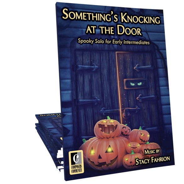 Something's Knocking at the Door - Music by Stacy Fahrion