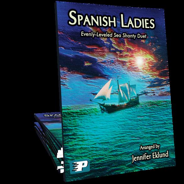 Spanish Ladies (Evenly-Leveled Duet)
