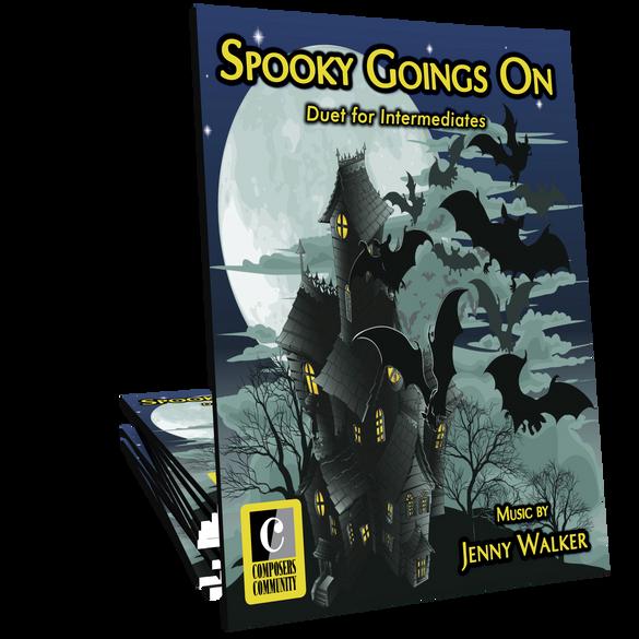Spooky Goings On Duet