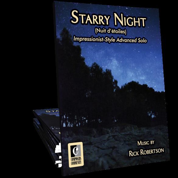 Starry Night (Nuit d'etoiles)