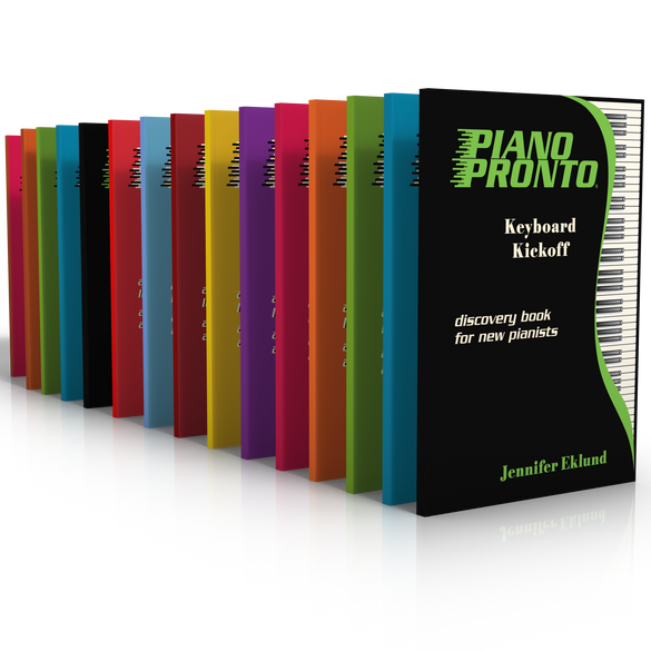 Piano Pronto® Teacher Starter Pack