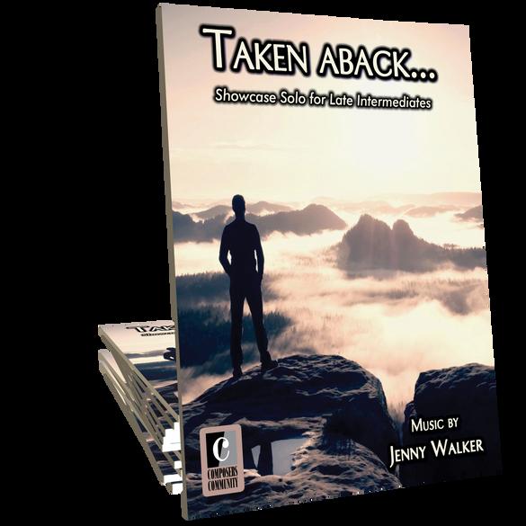 Taken Aback - Music by Jenny Walker