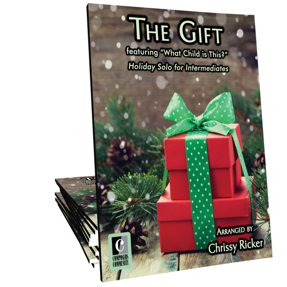 """The Gift (featuring """"What Child Is This?"""")"""