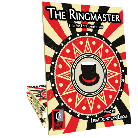 The Ringmaster - Trio by Lisa Donovan Lukas