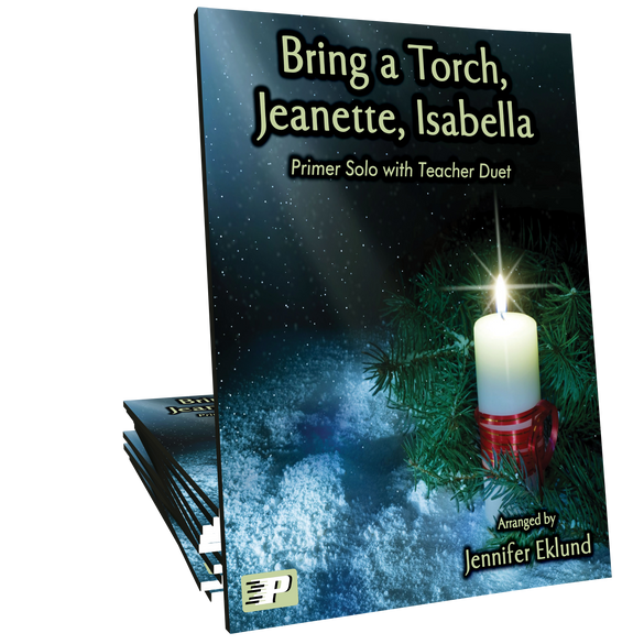 "Bring a Torch, Jeaneatte, Isabella (from ""First Christmas Solos"")"